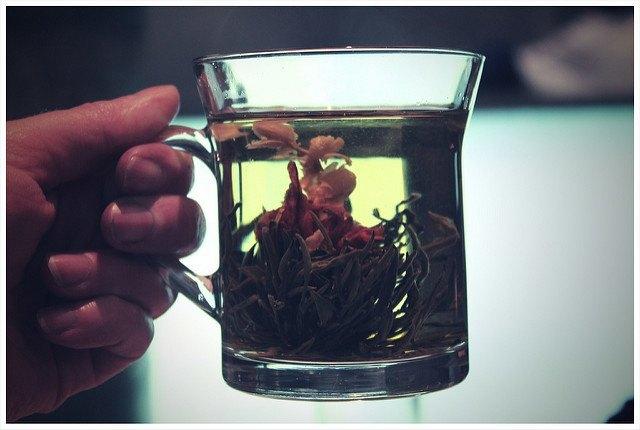 How to brew jasmine tea