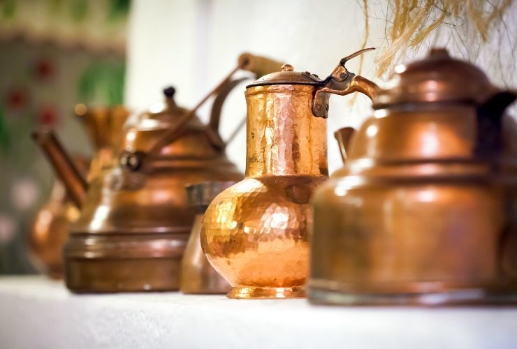 Best copper tea kettle