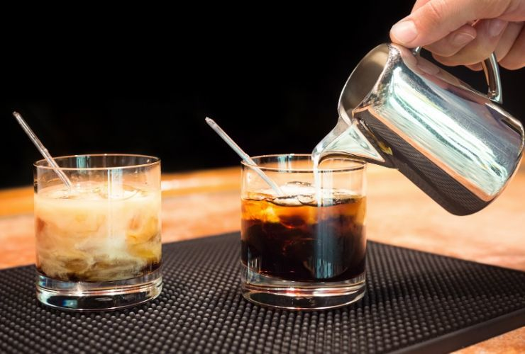 can you drink kahlua straight