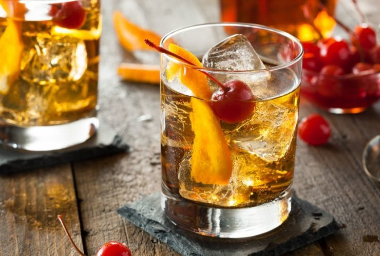 how to make an old fashioned without bitters