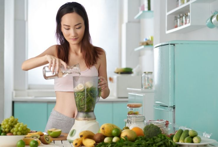 how to make smoothies thinner