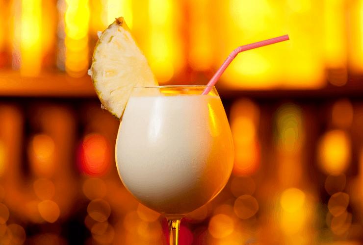 Best Dark Rum for Pina Colada
