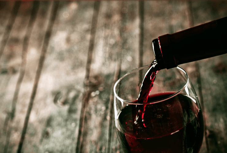 does wine go bad in heat